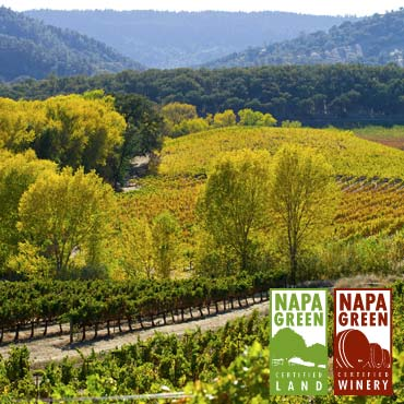 Sustainability at St. Supery: Certified Napa Green Land and Winery