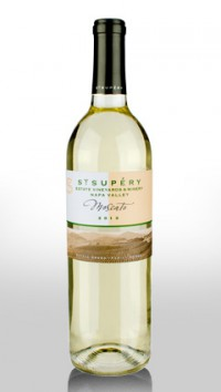 2013 St. Supéry Napa Valley Estate Moscato