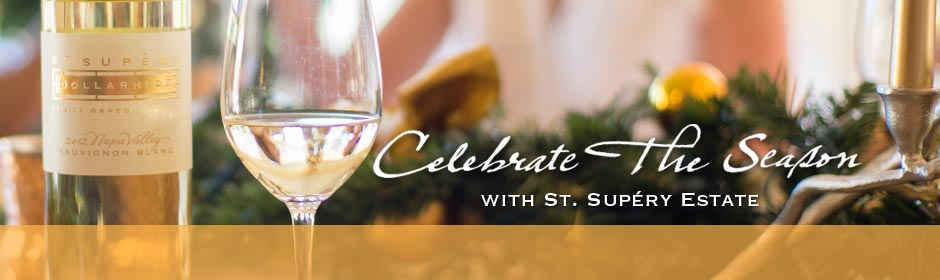 Celebrate the Season with St. Supery Estate