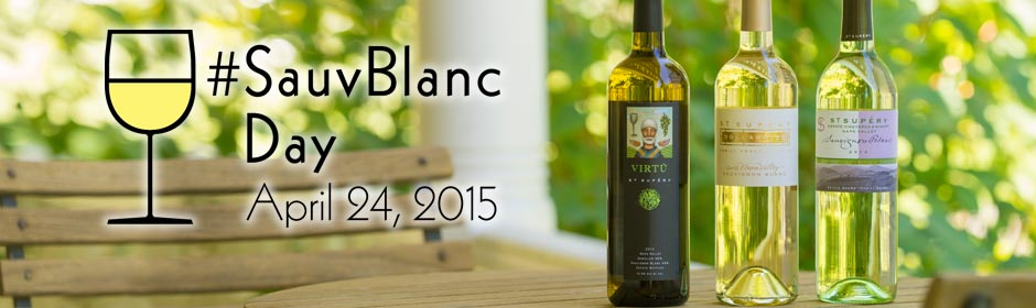 Get Social and Celebrate #SauvBlanc Day