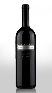 2010 St. Supéry Napa Valley Dollarhide Estate Vineyard Malbec