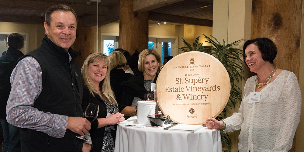 St. Supéry at Primier Napa Valley